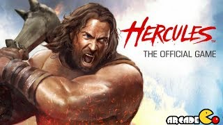 The Legend of Hercules - The Official Hercules Game - iOS / Android Trailer