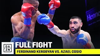 HIGHLIGHTS | Ferdinand Kerobyan vs. Azael Cosio