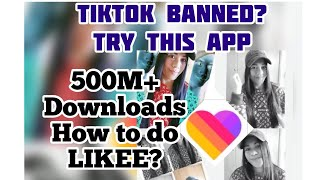 LIKEE APP : LET YOU SHINE | HOW TO DO LIKEE APP TUTORIAL 2020 | LET YOU SHINE! LIKEE | Team Banda screenshot 3