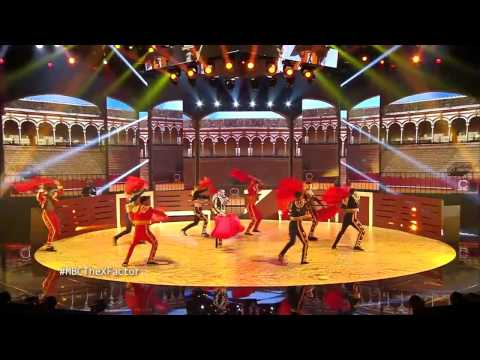 MBC The X Factor - ندجيم معطى اللهMaria - - العروض المباشرة