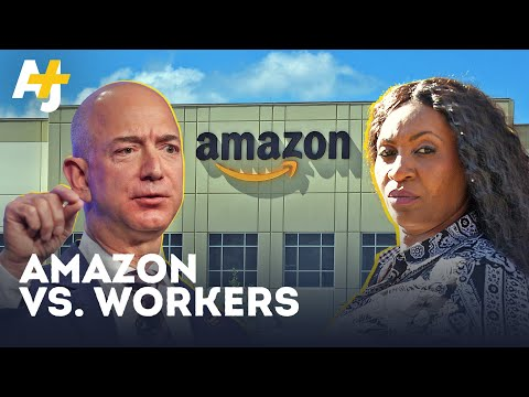 The World's Richest Man Is Fighting Amazon Workers Unionizing