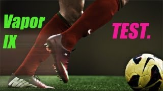 Nike mercurial vapor 9 test
