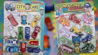 || 🎋LATEST CITY CARS 🚙CLASSIC SET, COOL 🏍️RACING SET || REVIEW AND UNBOXING || INDIAN TOY STORE ||