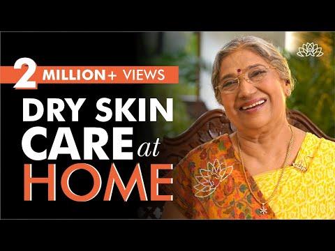 Simple home remedies for dry skin   Dr. Hansaji Yogendra