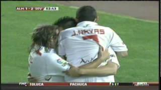 Mallorca 2-0 Espanyol - Almeria 2-3 Sevilla Ultima jornada 38 liga BBVA 05-15-10