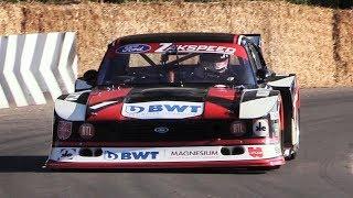 Goodwood Festival of Speed 2018: Best of Day 3 - Zakspeed Capri, RS200 Pikes Peak, 919 Evo