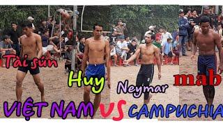 KÈO HẸN 3 VỚI 3 .CAMPUCHIA vs VIỆT NAM (SET 2 VÀ 3)