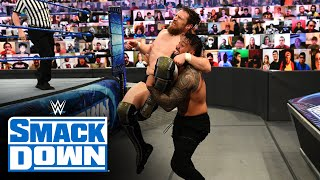 Daniel Bryan vs. Jey Uso: SmackDown, Feb. 26, 2021