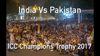 India Vs Pakistan: Love & Hate of Indian Fans watching ICC Champions Trophy 2017 final in New Delhi