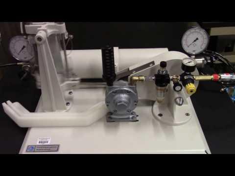 Parr Instruments Hydrogenation Apparatus 3911EY