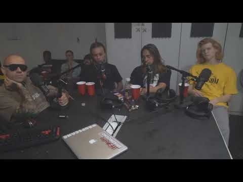 Lil Skies on what Drugs he Does ? - No Jumper Highlights