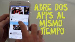 Tutorial   Abre Dos Apps al Mismo Tiempo