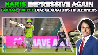 Fakhar, Hafeez take Gladiators to Cleaners | Haris impressive again