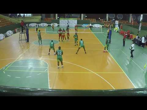 National Volleyball League: Eagles VS Giants 04 Mar 2018
