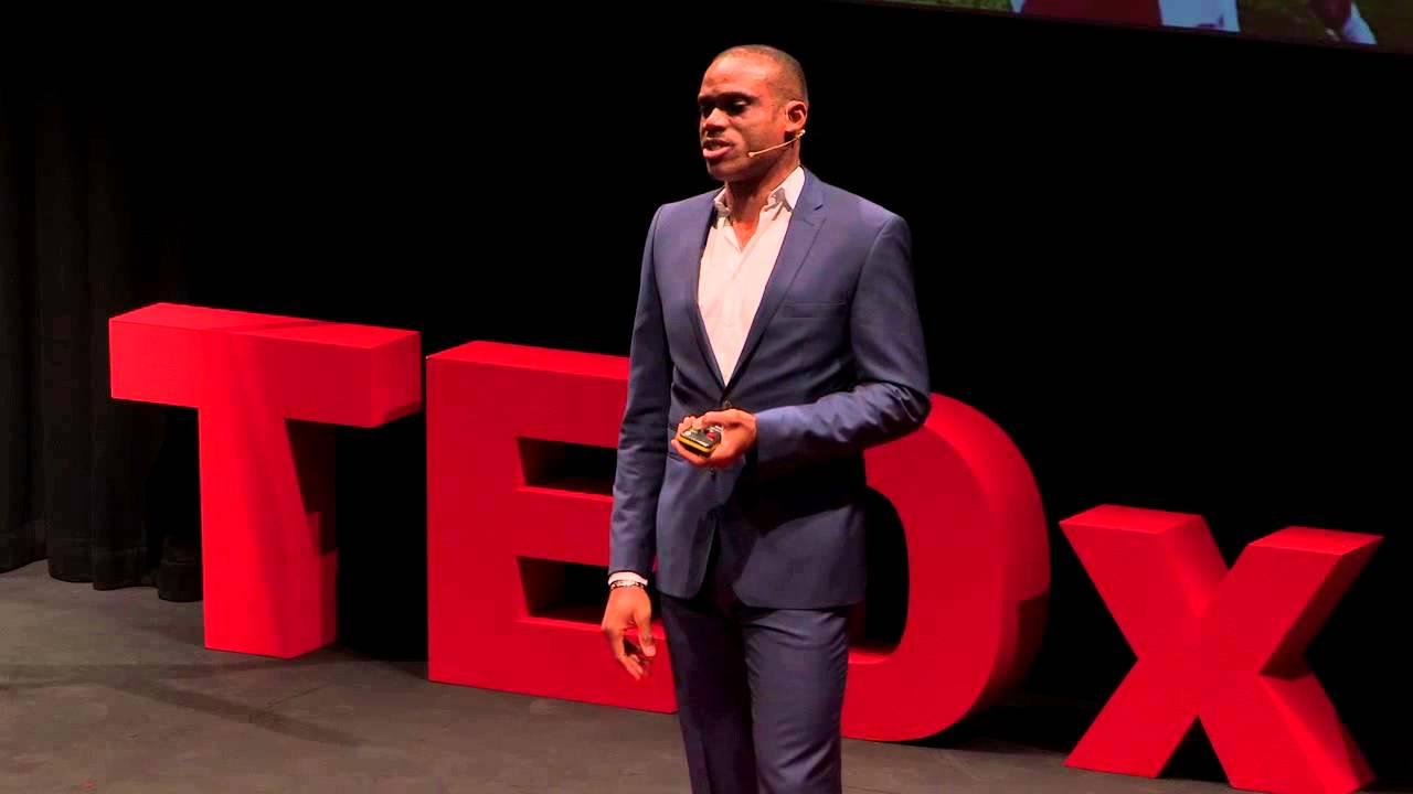 Education made the difference   Sunday Oliseh   TEDxEuston