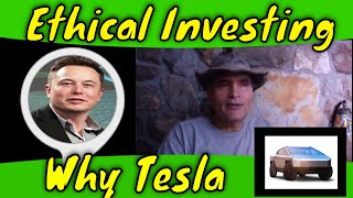 Tesla Investment ethical investment strategy