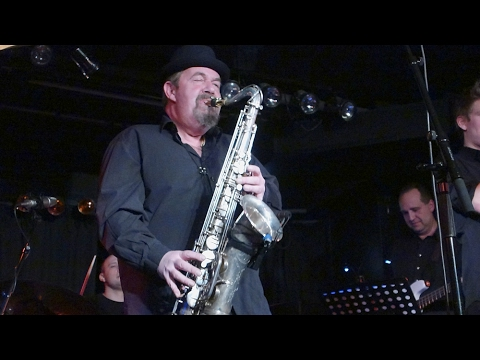 Tommy Schneller Band (CLEANING LADY BLUES) Quasimodo Berlin 2017-02-10