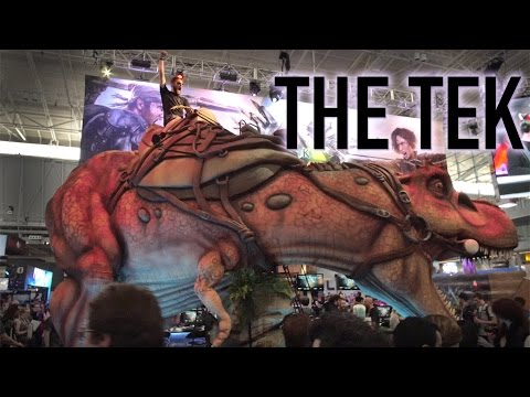 The Tek 0229: The Best Games at PAX East & The News