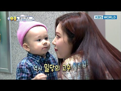 The Return of Superman | 슈퍼맨이 돌아왔다 - Ep.204 : We Need Secrets of Our Own [ENG/IND/2017.11.05]