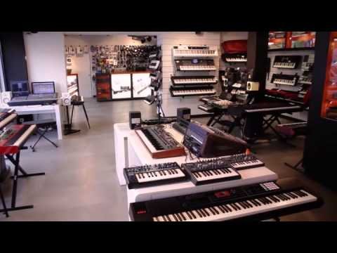 Pourlesmusiciens.com - 9 magasins de musique partenaires
