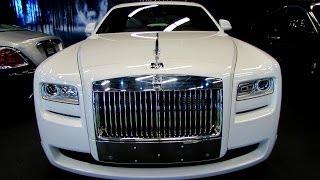 2014 Rolls-Royce Ghost - Exterior Walkaround - 2014 Montreal Auto Show
