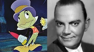 Pinocchio (1940) Voice Actors Cast and Characters