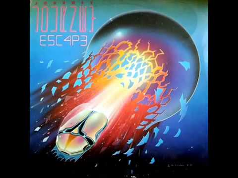 Journey  Escape  1981 LP Album