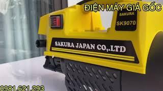 Máy rửa xe SAKURA SK9070 hàng chính hãng