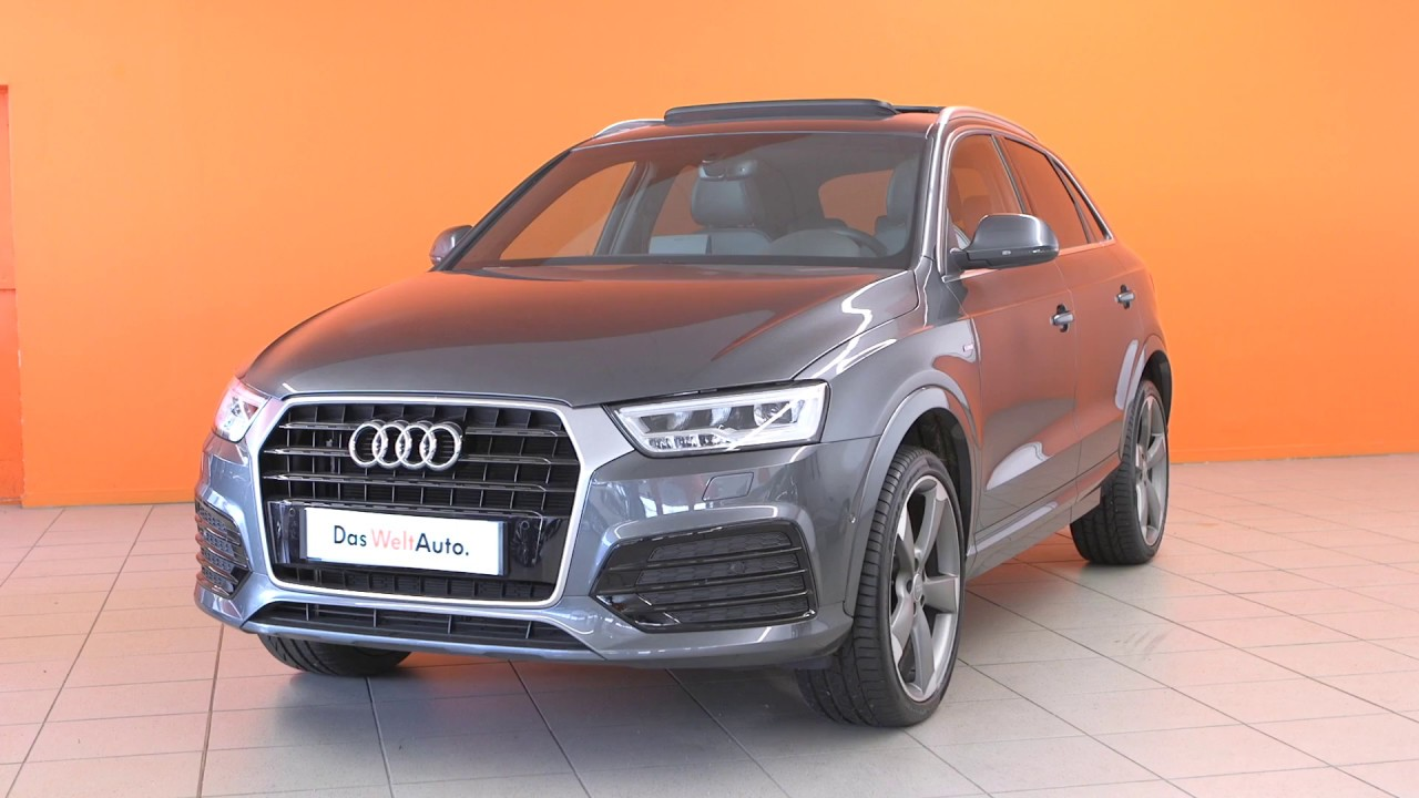 audi q3 occasion 2 0 tdi ultra 150 ch s line youtube. Black Bedroom Furniture Sets. Home Design Ideas