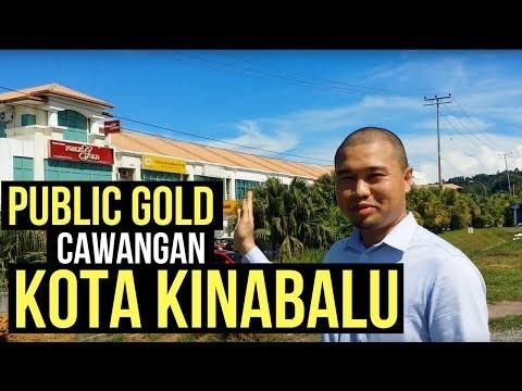 Public Gold Cawangan Kota Kinabalu (Sabah)