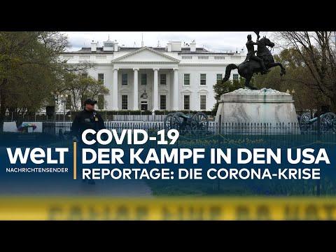 CORONA-REPORTAGE: Der Kampf