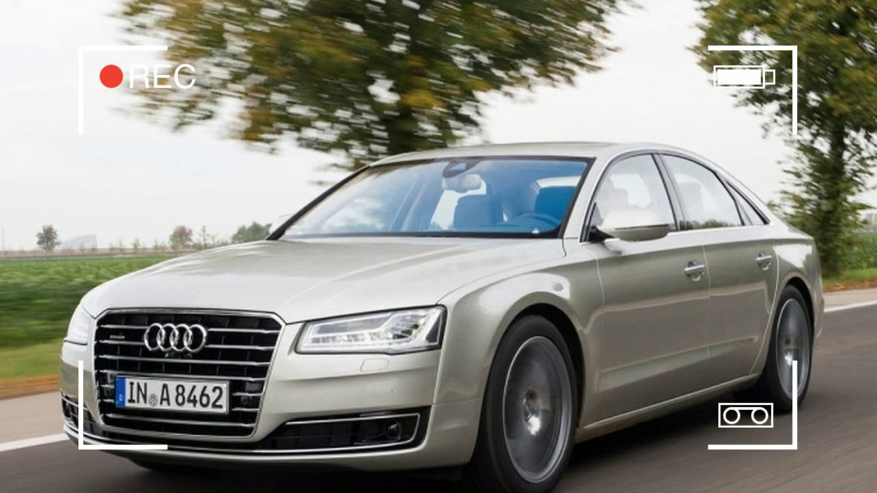 Look Audi A8 Quick Spin Youtube