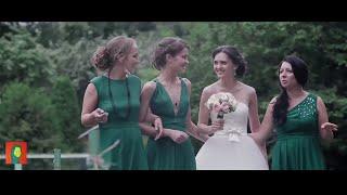 Свадебный фильм / Красивая изумрудная свадьба