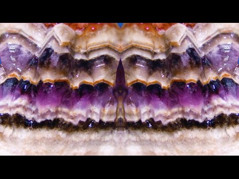 Hunting For ZIGZAG aka CHEVRON AMETHYST | Liz Kreate
