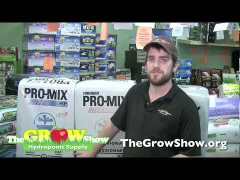 Pro-Mix BX Soil Organic Growing Advantages