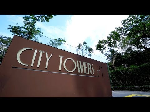 Colliers International: City Towers – En Bloc Freehold Development Site in Bukit Timah