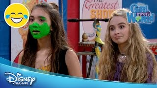 Girl Meets World | The Circus | Official Disney Channel UK
