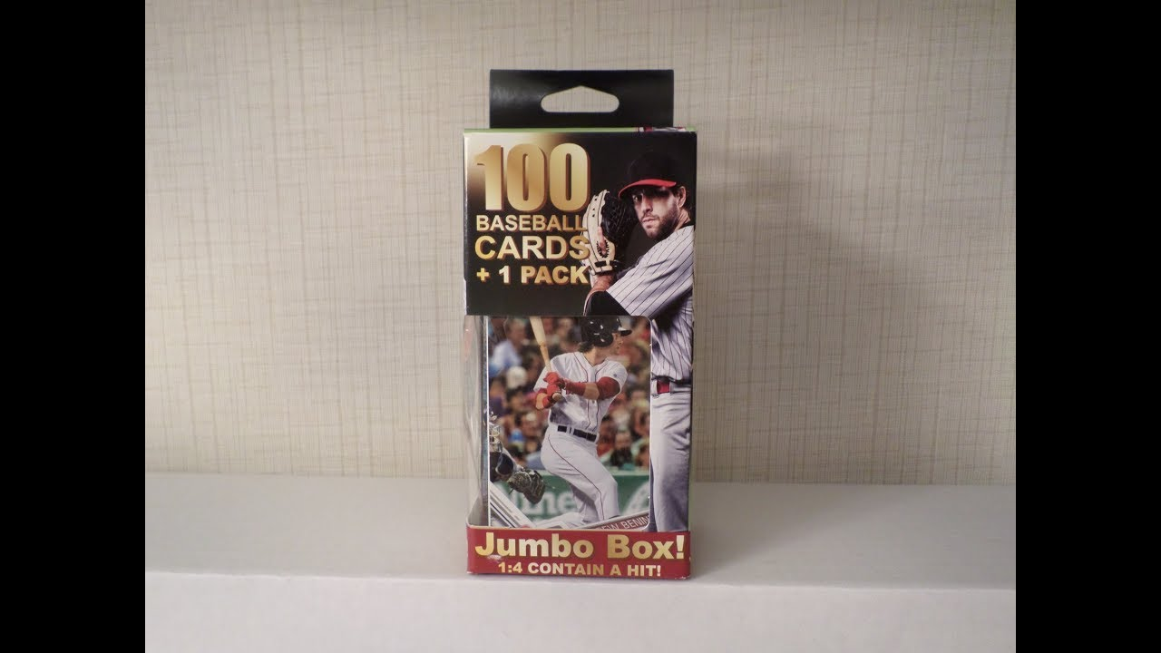 Fairfield Baseball Repack Jumbo Box From Cvsrite Aidwalgreens 100 Cards 1 Pack