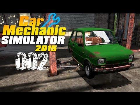 Let's Play  Car Mechanic Simulator 2015  Folge 2: Strip Mining im Auto