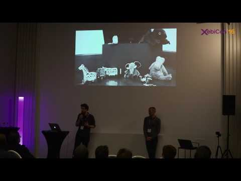 XebiCon'16 : Orange - Transformation DevOps, les conteneurs sont vos alliés !