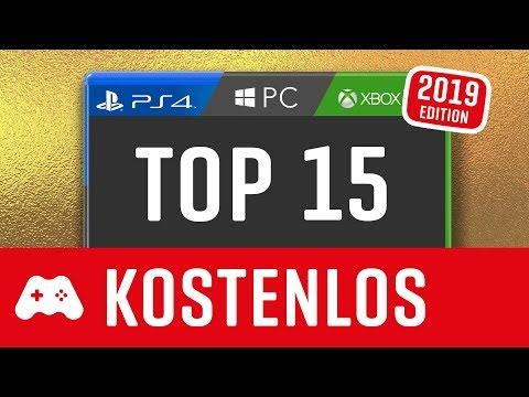 TOP 15 ► Die Besten Kostenlosen Spiele ► PS4, Xbox One, PC