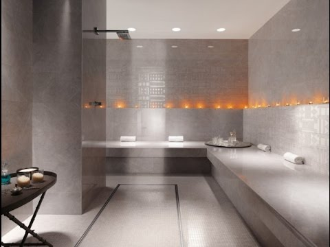Bathroom ideas bathroom design trends 2016 youtube for Carrelage salle de bain design
