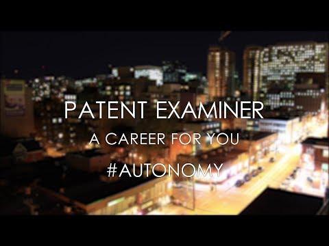 Patent examiner recruitment — #Autonomy