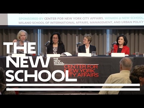 Women's Pay Equity: Getting Even I The New School