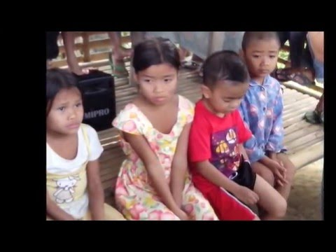 Our Mother of Perpetual Help Parish, Manukan, Zamboanga del Norte #lovethepoor.mp4