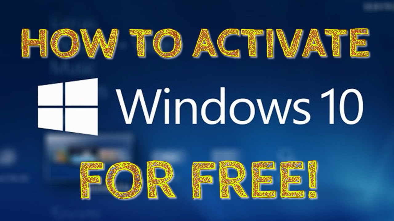 how to  windows 10 activator youtube