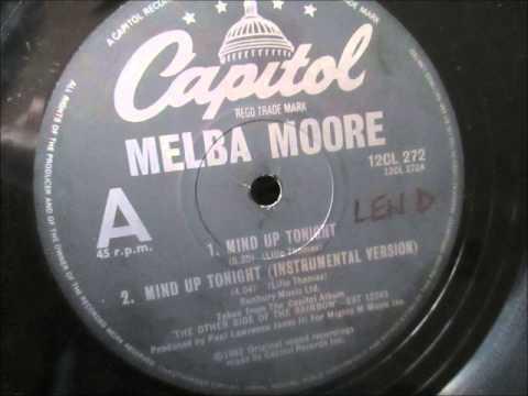 Melba Moore  - Mind up tonight. 1982 (12