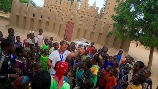 Африка. Мали. Гуляем по столице. Часть первая.