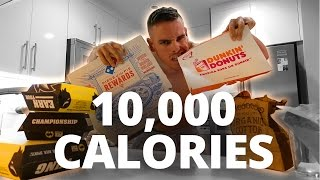 10,000 CALORIE CHALLENGE IN 12 MINUTES