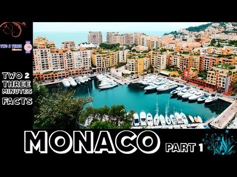 Monaco Interesting Facts [part 1] | in Two 2 Three Minutes